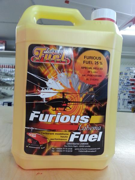 Labema Furious Fuel 25% Nitro (Héli)