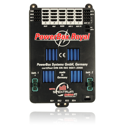 PowerBox Royal Spektrum