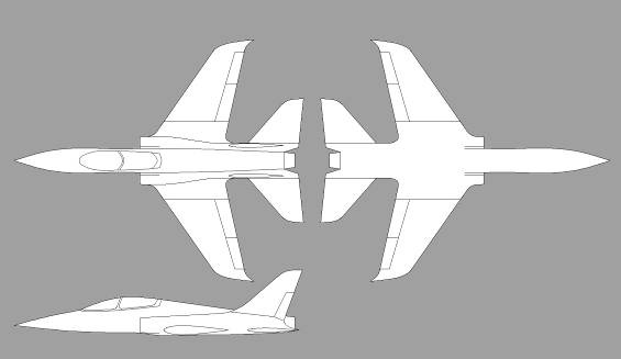 Super Scorpion ARF all white Aviation Design