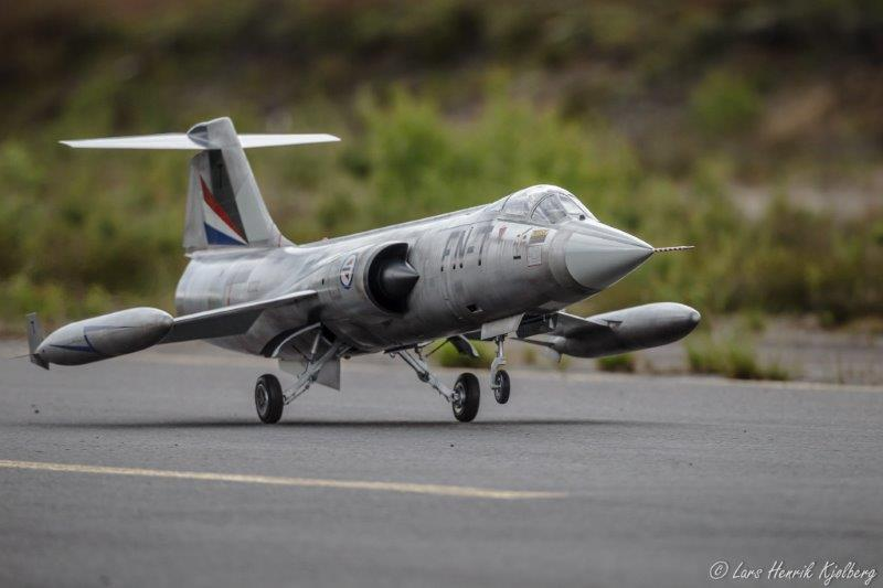 F 104 Starfighter 1/4  Airworld