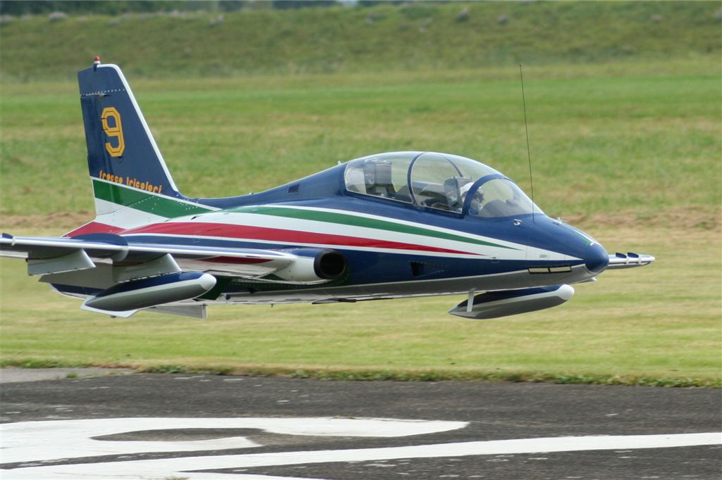 Aermacchi MB339  Airworld