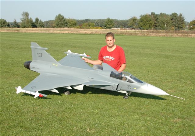 Saab Gripen Airworld
