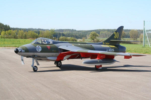 Hawker Hunter Airworld