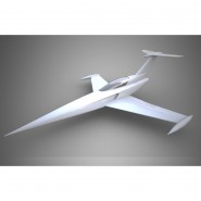 Diamond Blanc Aviation Design
