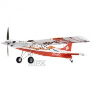 Pilatus PC-6 1250 mm rouge RR